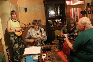 Acoustic Jam Session, Magdeburger Hof. Foto: J. Bischoff